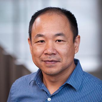 photo of Zhirong Zhao