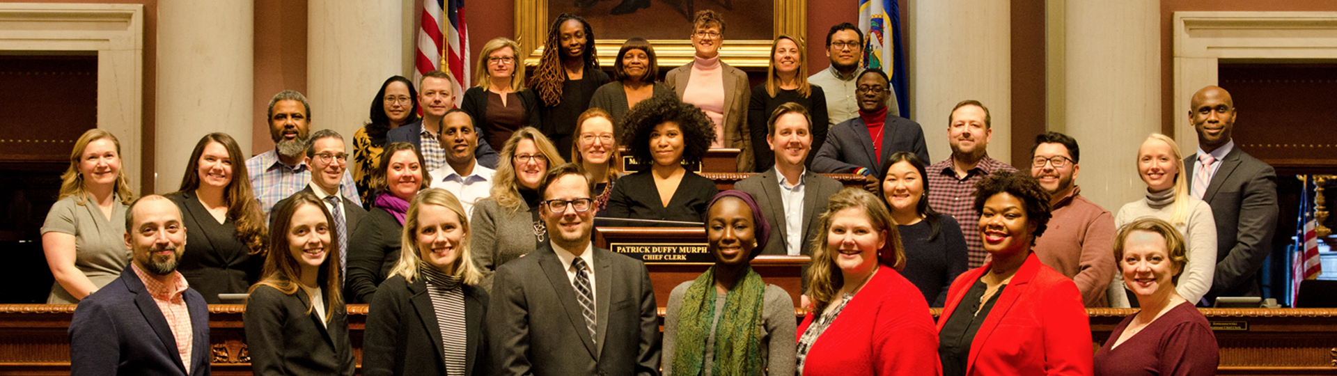 2019-20 Policy Fellows Cohort