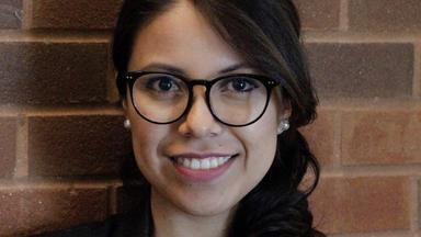 Head shot of Andrea Martinez (MHR 2018)