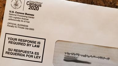 US Census mailing