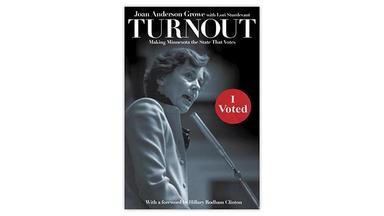 "Book cover of ""Turnout: Making Minnesota the State That Votes"""