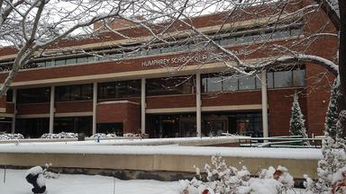 Humphrey School building