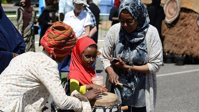 Somali Independence Day celebration in Minneapolis 2016