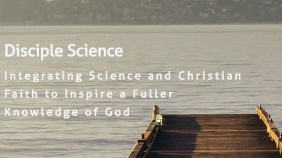 Disciple Science graphic