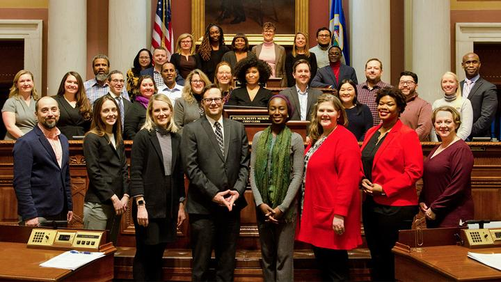 2019-20 Policy Fellows